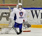 03.01.2020, BLZ Arena, Füssen / Fuessen, GER, IIHF Ice Hockey U18 Women's World Championship DIV I Group A, <br /> Frankreich (FRA) vs Japan (JPN), <br /> im Bild Sabrina Roger (FRA, #20)<br /> <br /> Foto © nordphoto / Hafner