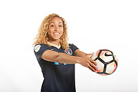 North Carolina Courage Team Portraits