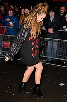 Ella Eyre<br /> arriving for the NME Awards 2018 at the Brixton Academy, London<br /> <br /> <br /> ©Ash Knotek  D3376  14/02/2018
