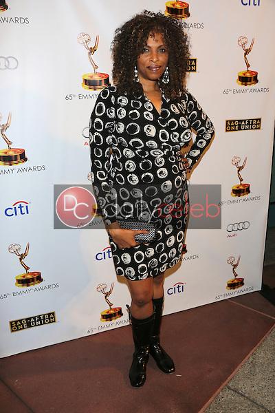 Vivica Whitsett<br /> at the 65th Emmy Awards Nominee Celebration, Leonard H. Goldenson Theater, North Hollywood, CA 09-17-13<br /> David Edwards/Dailyceleb.com 818-249-4998