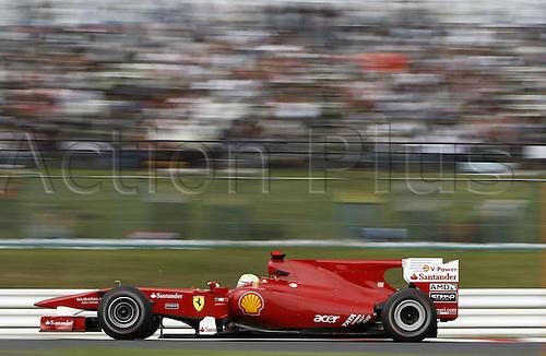 08.10.2010  Formula 1 World Championship 2010 GP of Japan 07 Felipe Massa BRA Scuderia Ferrari Marlboro