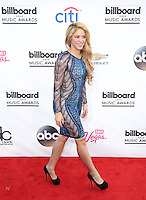 LAS VEGAS, NV - May 18 : Shakira  pictured at 2014 Billboard Music Awards at MGM Grand in Las Vegas, NV on May 18, 2014. © Kabik/ Starlitepics