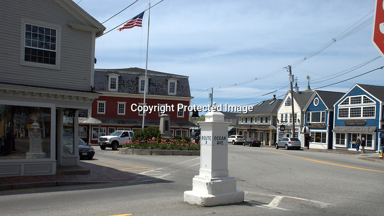 Dock Square, Kennebunkport, ME