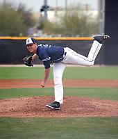 McKenzie Gore - San Diego Padres 2018 spring training (Bill Mitchell)