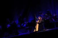 RIO DE JANEIRO; RJ; 29.10.2013 - A cantora e instrumentista canadense se apresenta no palco do Citibank Hall, zona oeste da cidade, tocando seus maiores sucessos para um público que quase lotou a casa de shows. FOTO: NÉSTOR J. BEREMBLUM - BRAZIL PHOTO PRESS