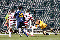 Stanford Men's Soccer vs Cal, October 4, 2012
