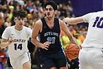 2-7-20, Skyline High School vs Pioneer High School boy's varsity basketball