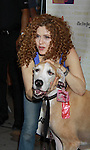 """Broadway Barks Lucky 13th Annual Adopt-a-thon - A """"Pawpular"""" Star-studded dog and cat adopt-a-thon on July 9, 2011 in Shubert Alley, New York City, New York with Bernadette Peters as host.  (Photo by Sue Coflin/Max Photos)"""
