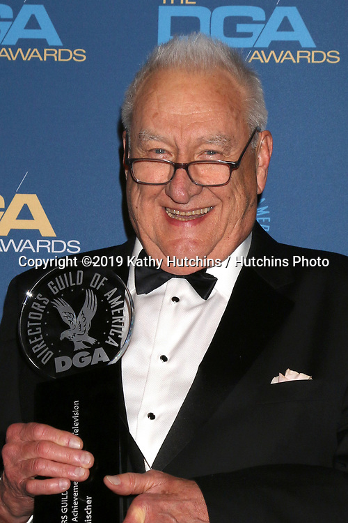 LOS ANGELES - FEB 2:  Don Mischer at the 2019 Directors Guild of America Awards at the Dolby Ballroom on February 2, 2019 in Los Angeles, CA