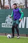 06.11.2019, Trainingsgelaende am wohninvest WESERSTADION, Bremen, GER, 1.FBL, Training SV Werder Bremen<br /> <br /> im Bild<br /> Claudio Pizarro (Werder Bremen #14), <br /> <br /> Foto © nordphoto / Ewert