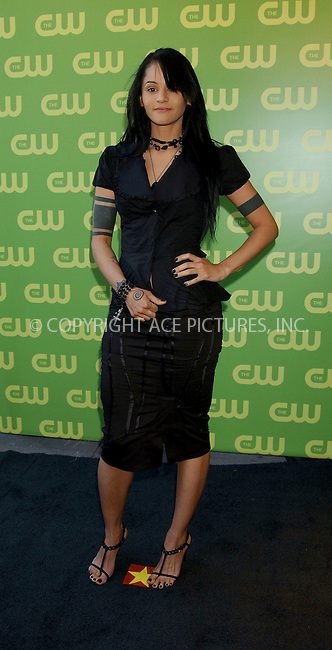 WWW.ACEPIXS.COM . . . . .....NEW YORK, MAY 18, 2006....Persia White at the CW Upfront Red Carpet.....Please byline: KRISTIN CALLAHAN - ACEPIXS.COM.. . . . . . ..Ace Pictures, Inc:  ..(212) 243-8787 or (646) 679 0430..e-mail: picturedesk@acepixs.com..web: http://www.acepixs.com