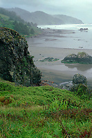 Whalehead Cove<br /> Samuel H. Boardman State Park<br /> Curry County<br /> Oregon