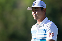 Hideto TANIHARA (JAP) on the 6th during the 4th round at the WGC Dell Technologies Matchplay championship, Austin Country Club, Austin, Texas, USA. 25/03/2017.<br /> Picture: Golffile | Fran Caffrey<br /> <br /> <br /> All photo usage must carry mandatory copyright credit (&copy; Golffile | Fran Caffrey)