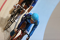Picture by SWpix.com - 02/03/2018 - Cycling - 2018 UCI Track Cycling World Championships, Day 3 - Omnisport, Apeldoorn, Netherlands - Men's Points Race - King Lok Cheung of Hong Kong