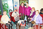 Attending the Annual Christmas Craft Fair held at Buds Family Resource Centre on Sunday were Betty Dowling, Peggy McCarthy, Kathleen O'Mahony, Pam Browne, Margaret Walsh & Doreen O'Connor.