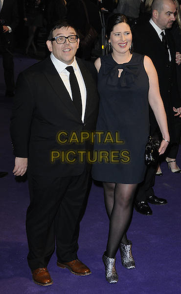 The quotPaulquot UK Film Premiere CAPITAL PICTURESNick Frost Wife