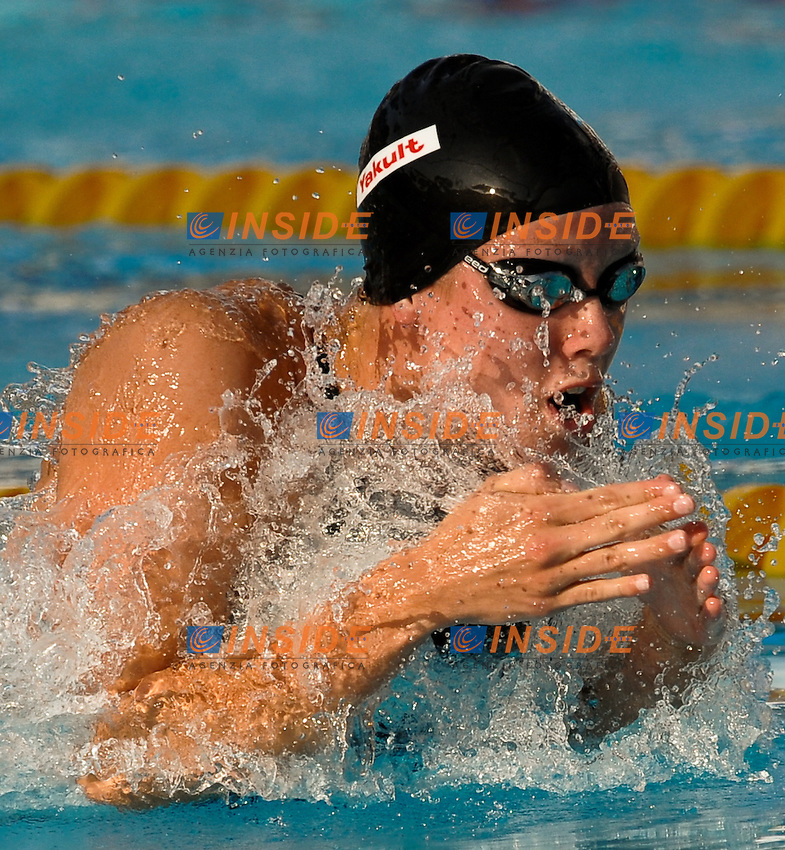 Roma 2nd August 2009 - 13th Fina World Championships .From 17th to 2nd August 2009.Women's 50 Breaststroke.Moniek NIJHUIS (NED).Roma2009.com/InsideFoto/SeaSee.com . .Foto Andrea Staccioli Insidefoto
