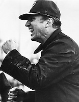 Raider coach Al Davis 1965.photo Ron Riesterer