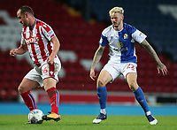 Blackburn Rovers' Ben Gladwin <br /> <br /> Photographer /Rachel HolbornCameraSport<br /> <br /> The EFL Checkatrade Trophy - Blackburn Rovers v Stoke City U23s - Tuesday 29th August 2017 - Ewood Park - Blackburn<br />  <br /> World Copyright &copy; 2018 CameraSport. All rights reserved. 43 Linden Ave. Countesthorpe. Leicester. England. LE8 5PG - Tel: +44 (0) 116 277 4147 - admin@camerasport.com - www.camerasport.com