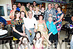 Bridget O'Connell, Oakview Tralee, celebrating her 60th birthday with family and friends at the Brogue Inn on Sunday