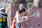 Santa Barbara, CA 02/13/10 - Alina Daszkowski (Texas #8) and Mary Walsh (Oregon #16) Santa Barbara, CA 02/13/10 - Clayton Crum (Texas #18) and Evon Goldsmith (Oregon #00) in action during the Texas-Oregon game at the 2010 Santa Barbara Shoutout, Texas defeated Oregon 11-9.