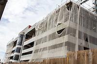 CURITIBA, PR, 21.11.2013 – Fachada da Arena da Baixada sede dos jogos da Copa do Mundo 2014 Brasil, ainda em fase de construção.  FOTO: PAULO LISBOA – BRAZIL PHOTO  PRESS