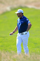 Lee Westwood (ENG) on the 10th fairway during Round 1 of the HNA Open De France at Le Golf National in Saint-Quentin-En-Yvelines, Paris, France on Thursday 28th June 2018.<br /> Picture:  Thos Caffrey | Golffile
