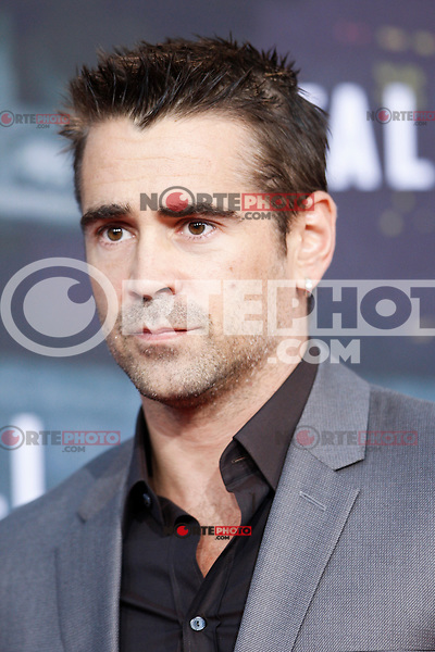 Actor Colin Farrell attending the germany premiere of the movie &quot;TOTAL RECALL&quot; at CineStar Sony Center in Berlin, Germany, 13.08.2012...Credit: Tomasz Poslada/face to face /MediaPunch Inc. ***FOR USA ONLY*** ***Online Only for USA Weekly Print Magazines*** /NortePhoto.com*<br /> <br /> **CREDITO*OBLIGATORIO** <br /> *No*Venta*A*Terceros*<br /> *No*Sale*So*third*<br /> *** No Se Permite Hacer Archivo**