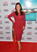LOS ANGELES, CA. November 09, 2018: Alex Meneses at the AFI Fest 2018 world premiere of &quot;Green Book&quot; at the TCL Chinese Theatre.<br /> Picture: Paul Smith/Featureflash