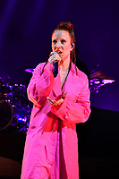 MAY 22 Jess Glynne performing for 'War Child' at Shepherd's Bush Empire in London