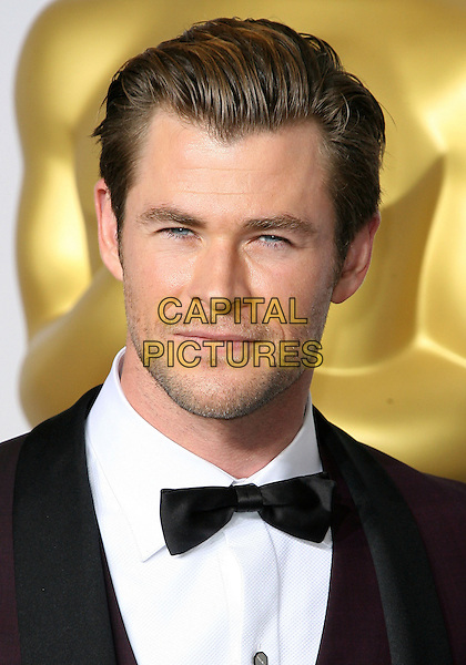 02 March 2014 - Hollywood, California - Chris Hemsworth. 86th Annual Academy Awards held at the Dolby Theatre at Hollywood &amp; Highland Center. <br /> CAP/ADM<br /> &copy;AdMedia/Capital Pictures