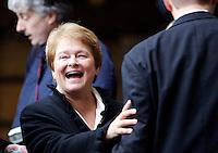 Oslo, 20061210. Nobel Fredspris, utdeling i Oslo RaA?a?dhus. Gro Harlem Brundtland.