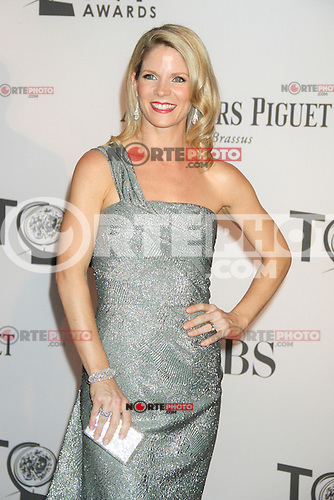 Kelli O'Hara at the 66th Annual Tony Awards at The Beacon Theatre on June 10, 2012 in New York City. Credit: RW/MediaPunch Inc. NORTEPHOTO.COM