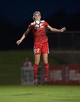 Boyds, MD - Saturday May 20, 2017: Alyssa Kleiner during a regular season National Women's Soccer League (NWSL) match between the Washington Spirit and FC Kansas City at Maureen Hendricks Field, Maryland SoccerPlex.