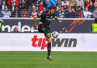 David Abraham (Eintracht Frankfurt) - 12.05.2019: Eintracht Frankfurt vs. 1. FSV Mainz 05, 33. Spieltag Bundesliga, Commerzbank Arena, DISCLAIMER: DFL regulations prohibit any use of photographs as image sequences and/or quasi-video.