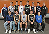 The 2017 Newsday All-Long Island boys swimming team poses for a group portrait at company headquarters on Monday, Dec. 11, 2017. Appearing are, FRONT ROW, FROM LEFT: Timmy Drake of Massapequa, Dan LaRosa of Sachem North, Brennen Brandow of Eastport-South Manor, Connor Pallmann of Sachem North and Jared Weissberg of Long Beach. BACK ROW, FROM LEFT: Coach Bruce Stiriz of Eastport-South Manor, Tommy Ogeka of Eastport-South Manor, Tyler Anderson of Bellmore JFK, Kyle Shaffer of Smithtown East, Jason Koehler of Lindenhurst, Chris Shanley of Smithtown West, Nick Galasso of Plainview and Coach Dennis Ringel of Bellmore JFK. MISSING FROM PHOTO: Sammy Gibson of Long Beach.