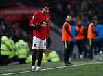 Manchester United's Jesse Lingard during the Premier League match at Old Trafford, Manchester. Picture date: 4th December 2019. Picture credit should read: Darren Staples/Sportimage