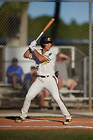 Anthony Volpe during the WWBA World Championship at the Roger Dean Complex on October 20, 2018 in Jupiter, Florida.  Anthony Volpe is a shortstop from Watchung, New Jersey who attends Delbarton High School and is committed to Vanderbilt.  (Mike Janes/Four Seam Images)