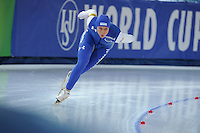 SPEED SKATING: STAVANGER: Sørmarka Arena, 31-01-2016, ISU World Cup, 1000m Ladies Division A, Brittany Bowe (USA), ©photo Martin de Jong