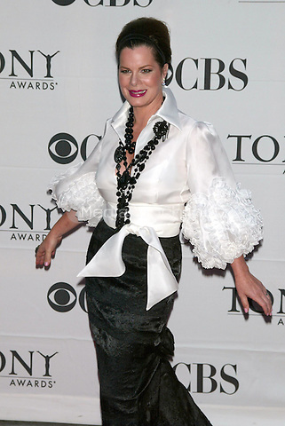 Marcia Gay Harden arriving to the 61st Annual Tony Awards held at Radio City Music Hall New York City on June 10, 2007. © Joseph Marzullo / MediaPunch