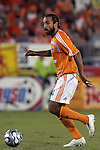 10 November 2007:  Dwayne De Rosario (14) of the Houston Dynamo.  The MLS Houston Dynamo defeated the Kansas City Wizards 2-0 at Robertson Stadium, Houston, Texas to capture the 2007 MLS Western Conference title and to advance to the MLS Cup championship final on Saturday, November 18th.