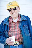 Seaboard Lion's Club member Jack Harlan.