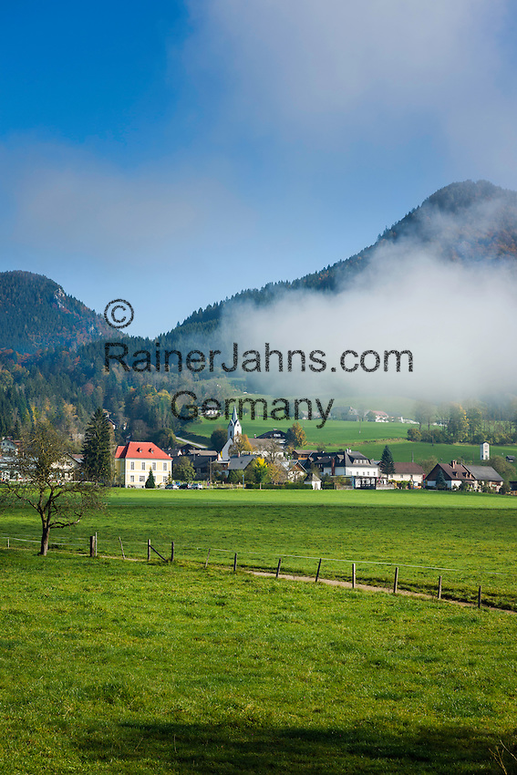 Austria, Styria, Admont, district Weng im Gesaeuse: comunity in Gesaeuse National Park | Oesterreich, Steiermark, Admont, Ortsteil Weng im Gesaeuse: Gemeinde im Nationalpark Gesaeuse