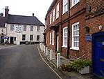 A51P49 Little Walsingham Norfolk England