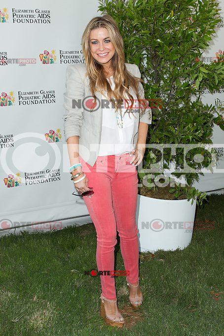 """Carmen Electra at the 23rd Annual """"A Time for Heroes"""" Celebrity Picnic Benefitting the Elizabeth Glaser Pediatric AIDS Foundation. Los Angeles, California. June 3, 2012. ©mpi22/MediaPunch Inc."""