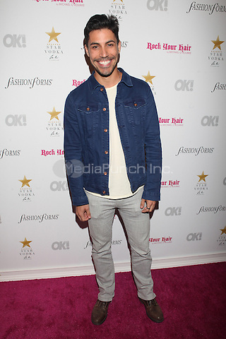 NEW YORK, NY - SEPTEMBER 10: Justin Klosky attends OK! MAGAZINE'S 4TH ANNUAL FASHION WEEK CELEBRATION AT Cielo in New York City, NY. September 10, 2012. © Diego Corredor/MediaPunch Inc.