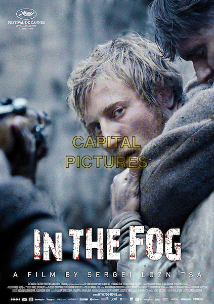 ENGLISH LANGUAGE POSTER ART<br /> in In the Fog (2012) <br /> (V tumane)<br /> *Filmstill - Editorial Use Only*<br /> CAP/FB<br /> Image supplied by Capital Pictures