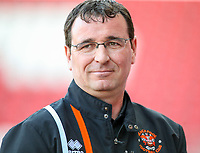 Blackpool manager Gary Bowyer<br /> <br /> Photographer Alex Dodd/CameraSport<br /> <br /> The EFL Sky Bet League One - Rotherham United v Blackpool - Saturday 5th May 2018 - New York Stadium - Rotherham<br /> <br /> World Copyright &copy; 2018 CameraSport. All rights reserved. 43 Linden Ave. Countesthorpe. Leicester. England. LE8 5PG - Tel: +44 (0) 116 277 4147 - admin@camerasport.com - www.camerasport.com