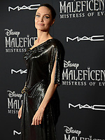 "LOS ANGELES, USA. September 30, 2019: Angelina Jolie at the world premiere of ""Maleficent: Mistress of Evil"" at the El Capitan Theatre.<br /> Picture: Jessica Sherman/Featureflash"
