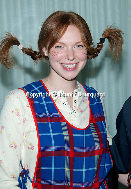 "Laura Prepon (as Pipi Longstocking) arriving at "" A Halloween 70' Style  "" at the Sky Bar, the Mondrian in Los Angeles. October 31, 2002.           -            PreponLaura41.jpg"